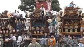 この祭りは熊谷市で行われるもので、寛延3年(1750年)に寺社ごと...