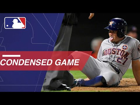 Condensed Game: HOU@LAA 9/14/17