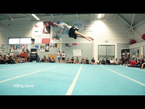 Le tricking, l'art martial des sports extrêmes !