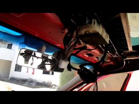 Manutenção Teto Solar Sky Window - Fiat Stilo Sporting Pt..  2
