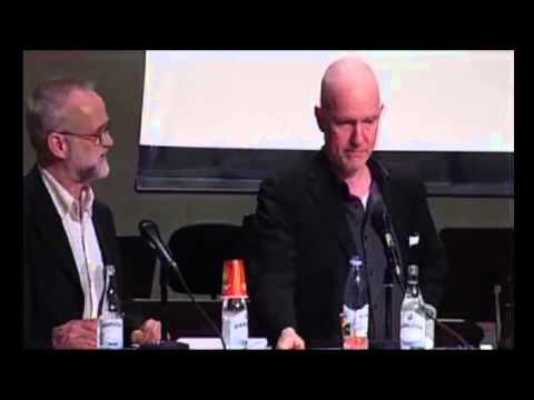 Hannes Råstam debatterar Gubb-Jan Stigsson 2010