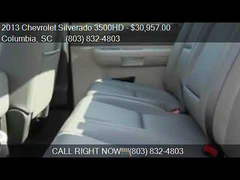 2013 Chevrolet Silverado 3500HD  for sale in Columbia, SC 29