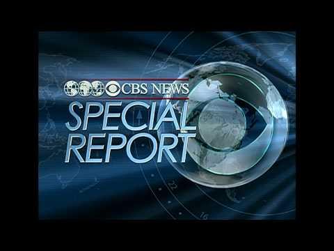 CBSNews: Special Report Open