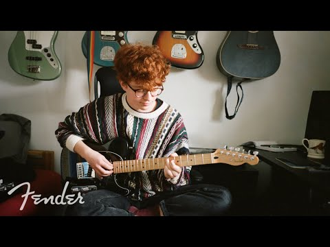 Fender Player Cave Town Artist Video 1x1
