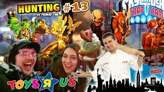 Mom & Dad go to New York Toys R Us + Carlo