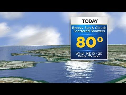 CBSMiami.com Weather 11/20 9AM