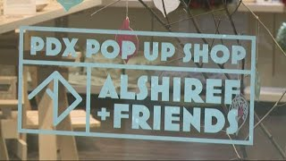 Holiday pop up shop moves into Pioneer Place