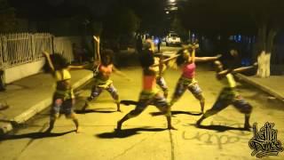 La Invite a Bailar   Kevin Flores   Latin Dance baile y coreografia