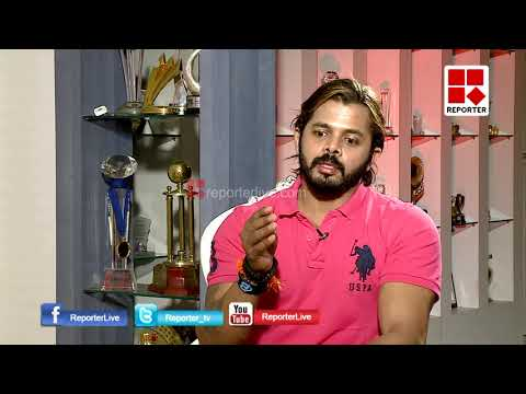 CLOSE ENCOUNTER WITH CRICKETER S SREESANTH│Reporter Live