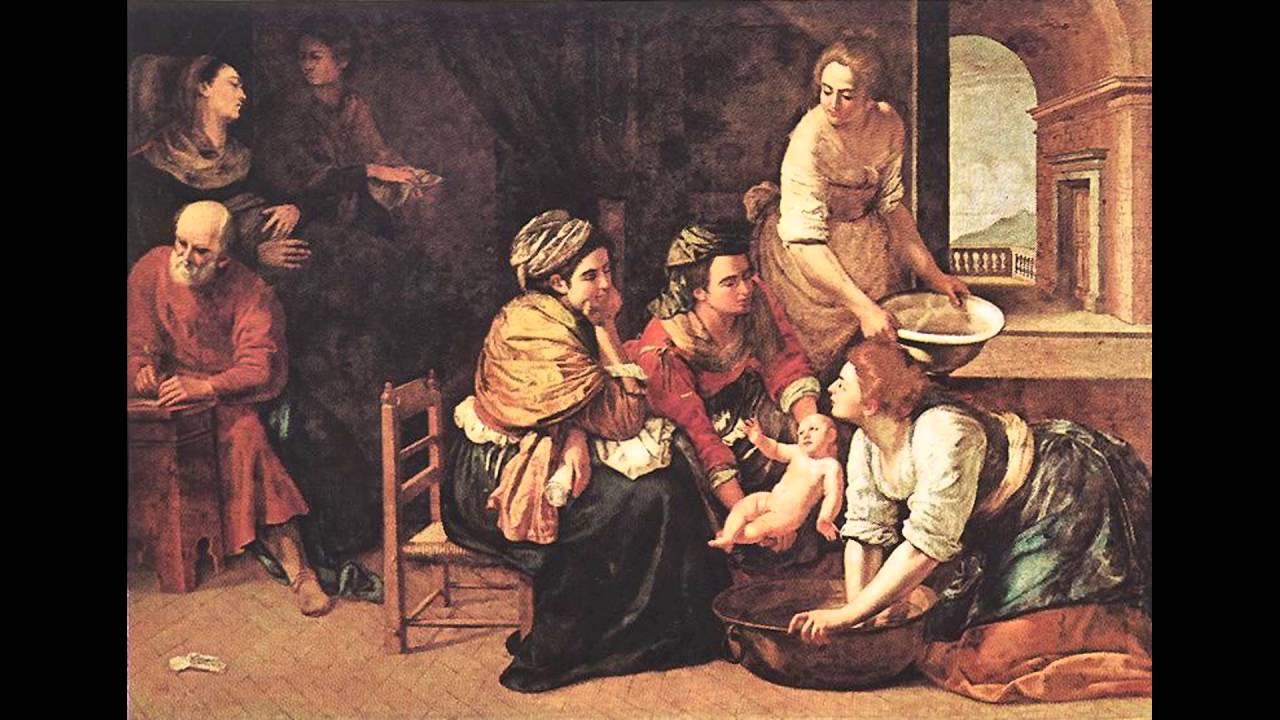 The life and art of Artemisia Gentileschi.