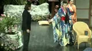 """Oscar Garrido. Prima parte II atto di Madama Butterfly di Puccini,selezione, """" Ora a Noi """". Soprano Tiziana Faccio, """" Sharpless e Butterfly."""