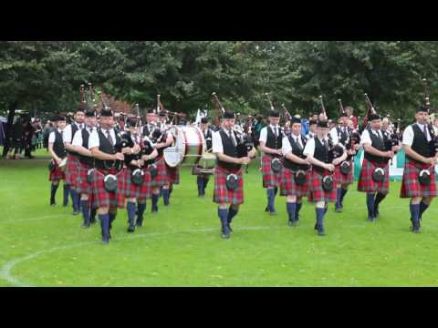 World Pipe Band Championship 2016