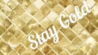 STAY GOLD Jimin's Parts: Studio Vs Live version