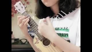 Về với em đi - Tiên Tiên ukulele cover by Thiên Trang