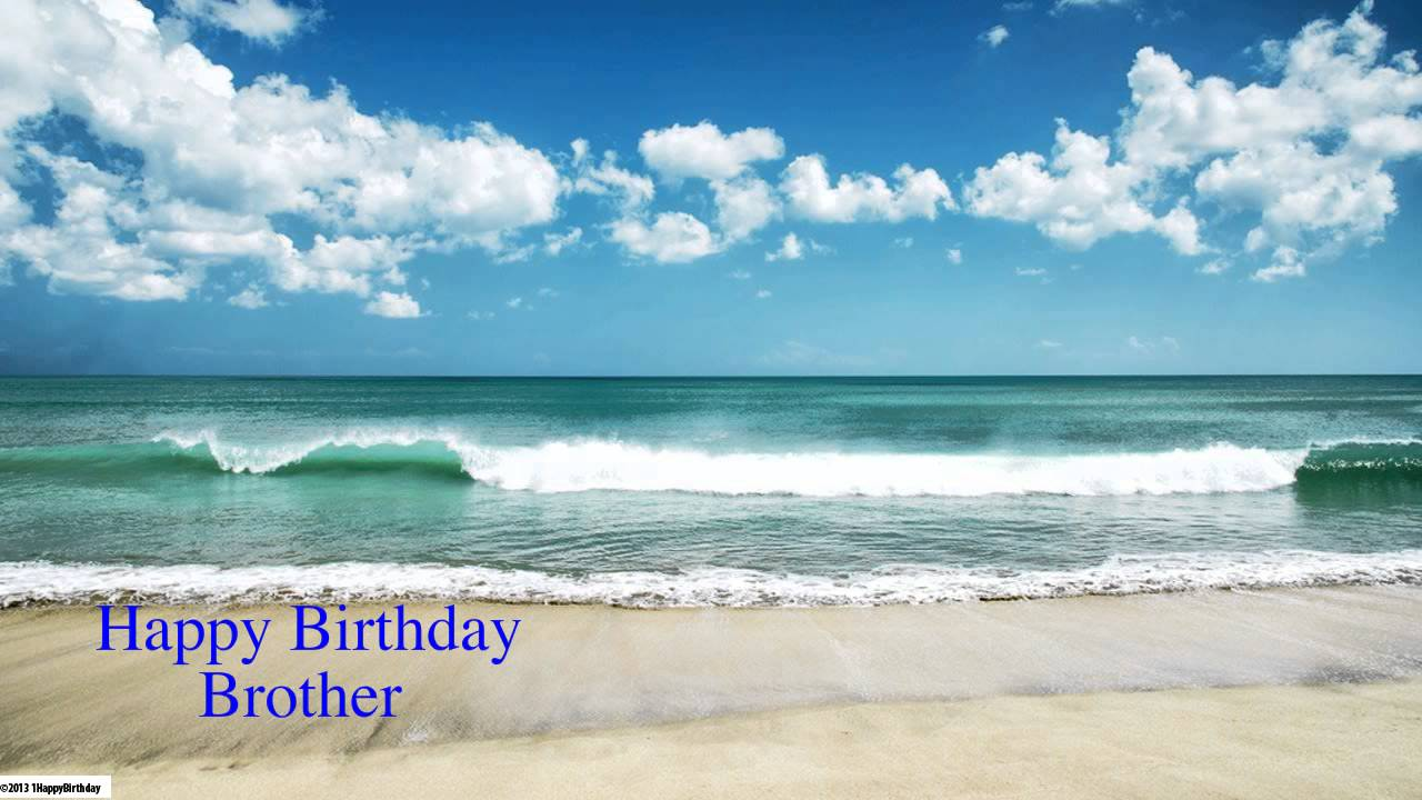Brother - Happy Birthday - Nature - Happy Birthday - YouTube