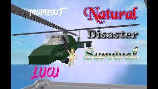 Momento Lucu Dinatural Supervivencia Desastre ( Parte 3 ) Roblox Indonesia