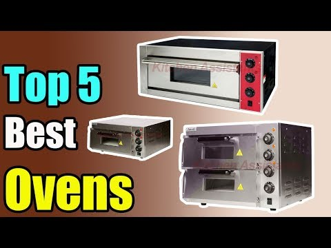 5 Best Ovens