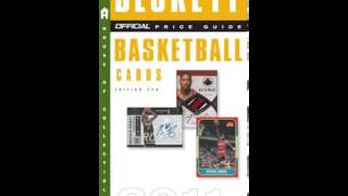 Home Book Summary: The Beckett Official Price Guide to Basketball Cards 2011, Edition #20 by Dr. ...