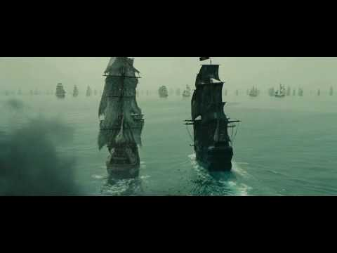 Pirates of the Caribbean:At Worlds EndThe Black Pearl and The Flying Dutchman vs Endeavor