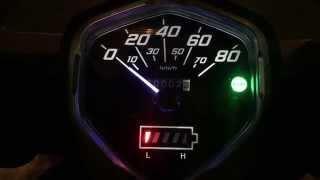 Cách đi xe máy điện HONDA PRINZ lâu hết điện nhất... Bạn đã biết chưa ???