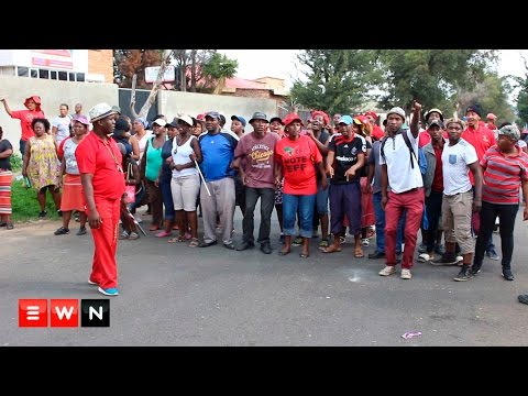 Turffontein residents demand closure of foreign-owned estate company