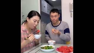 Китайский юмор Короткий Тик Ток прикол Смешное видео Чудики из TIK TOK Shorts