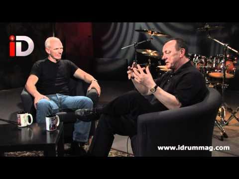 Neil Peart Time Machine DW Drum kit - Interview With Jamie Borden iDrum Magazine