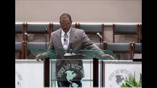 Antioch East Resurrection Sunday Worship-Pastor Michael A. Smith  4/4/21