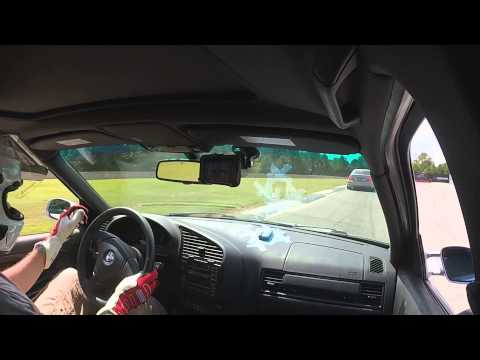20140907 - Track Day - BMWCCA, Road Atlanta, Spin T7