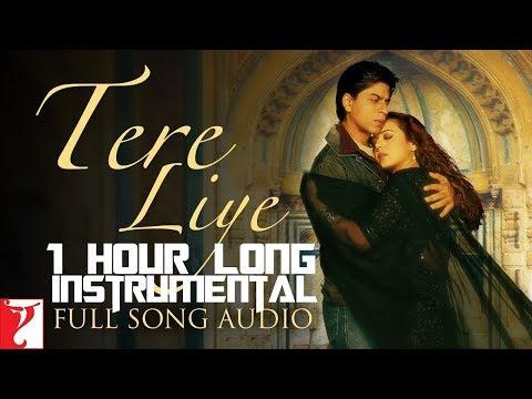 Tere Liye -Instrumental- 1 HOUR LONG | Veer-Zaara |