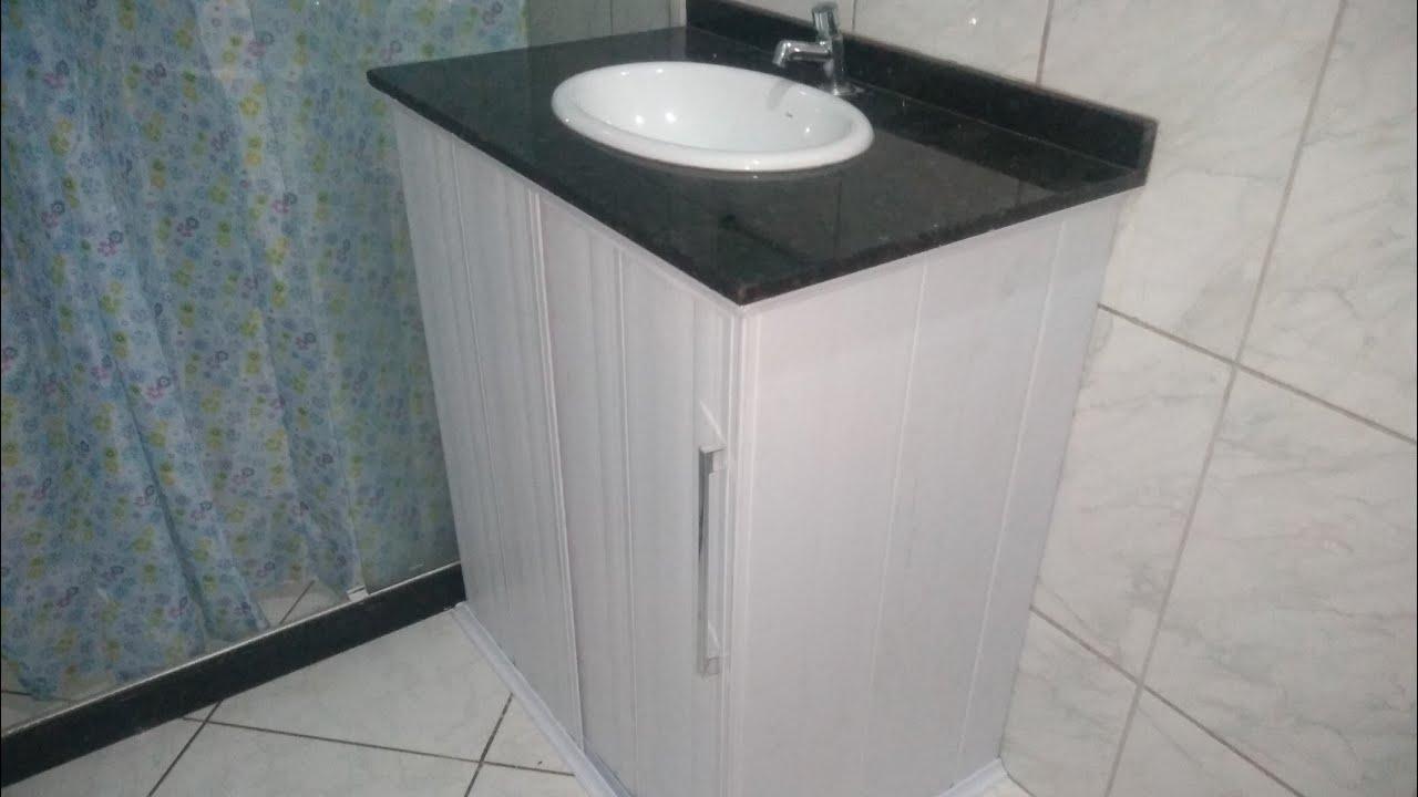Armario Banheiro Rustico - Armario Collection