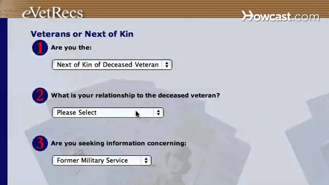 How To Get Military Medical Records Youtube