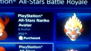 Who to get free avatars on ps3