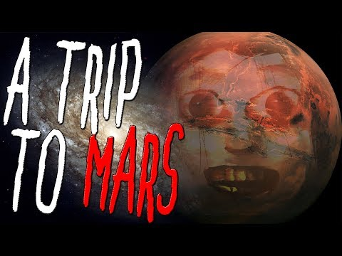 A Trip To Mars - CIA, Remote-Viewing and Paranormal Aliens
