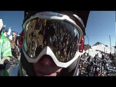 Megavalanche 2012 The Movie Part 3 (mega race and departure)