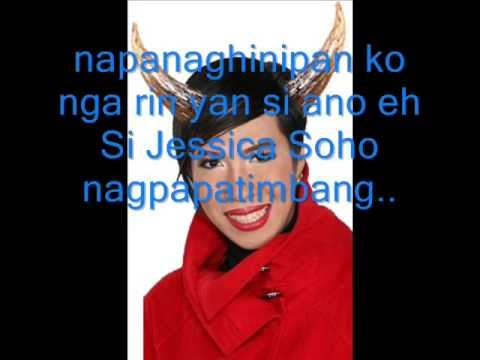 Youtube vice ganda jokes jessica soho think, that