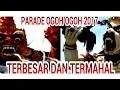 MERIAH!!! Parade Ogoh Ogoh Terbesar dan Termahal Dalam Rangka Hari Raya Nyepi 2017