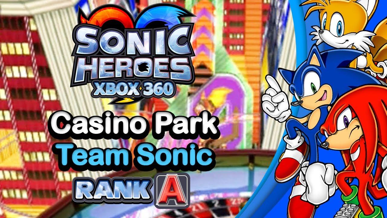 Sonic heroes casino park