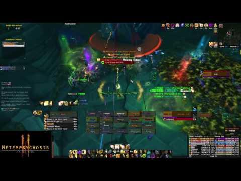 Mythic Helya First Kill - Holy Paladin PoV