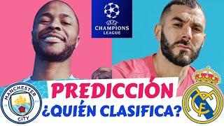 🏆 MANCHESTER CITY vs REAL MADRID [Champions League 2020] PRONOSTICO - PREDICCION - PREVIA 2020 🔥👌