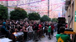 "Roots Dimension last tune @ ""Santos Populares 2011"""