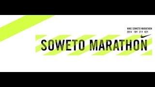 Nike Soweto Marathon 2014