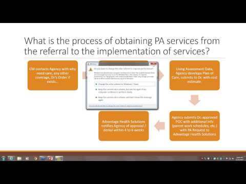 The Medicaid Prior Authorization Process