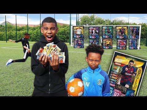 ULTIMATE TEAM DRAFT PICK BATTLE! Football Challenge