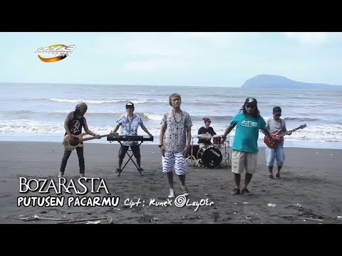PUTUSEN PACARMU - BOZARASTA [ OFFICIAL MUSIC VIDEO ]