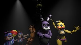 [SFM FNAF] The First Problems