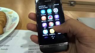 Nokia Asha 311 Hands On + Angry Birds Gameplay