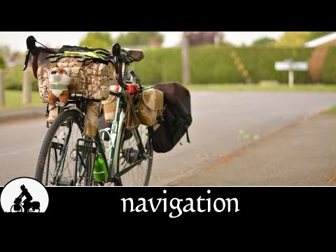 maps & navigation for bicycle touring & traveling - tutb ✔