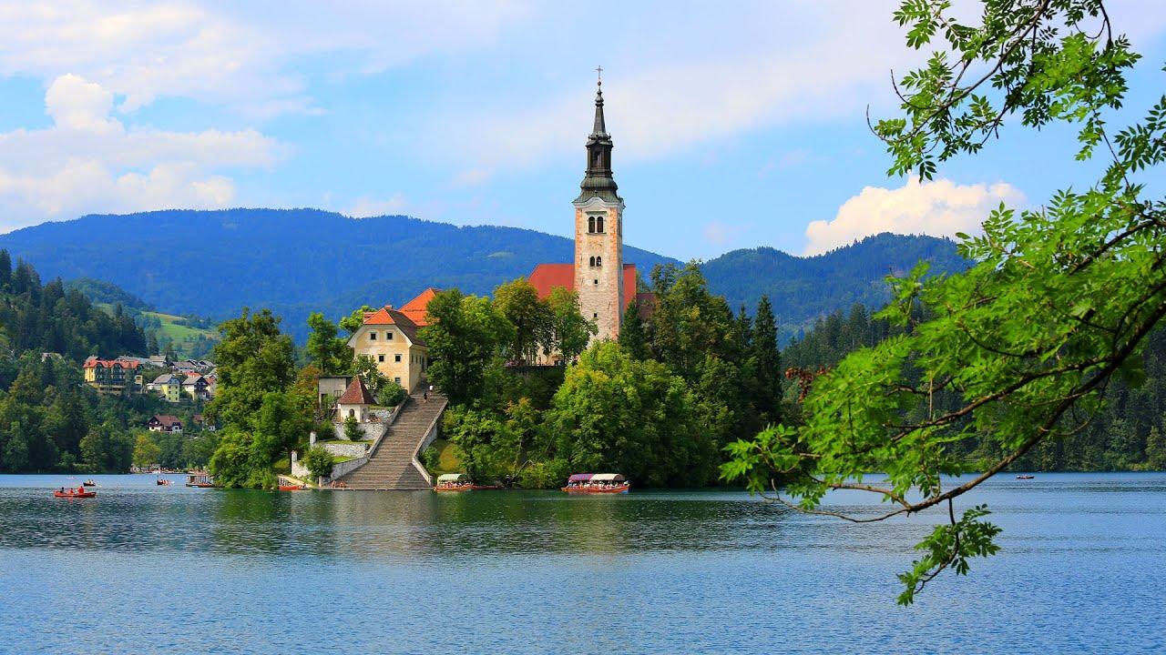 Смотреть Озера Словении видео