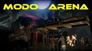 Dead Island     Arena Modo normal